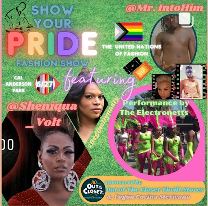 Show Your PRIDE Fashion Show image