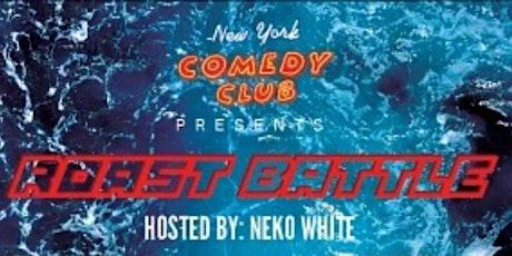 New York Comedy Club - Roast Battle tickets