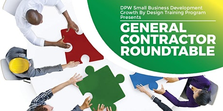 General Contractor Roundtable tickets