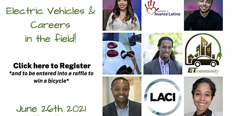 Electric Vehicles & Careers in the Field tickets
