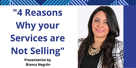 Branding Series: 4 Reasons Why your Services are Not Selling tickets