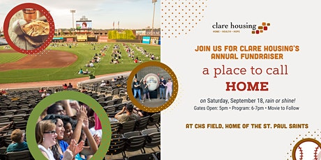 Clare Housing's A Place to Call Home Annual Fundraiser tickets