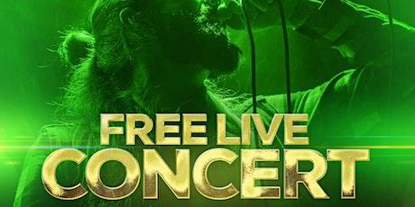Online Music Concert tickets