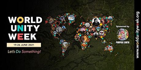 World Unity Week: Opening Ceremony tickets