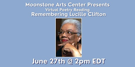 Virtual Poetry Reading: Remembering Lucille Clifton tickets