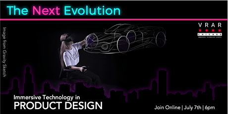 VRAR Chicago: The Next Evolution of Product Design tickets