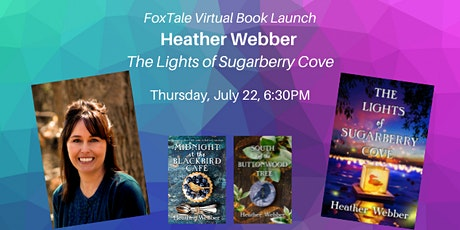 Heather Webber, The Lights of Sugarberry Cove Virtual tickets