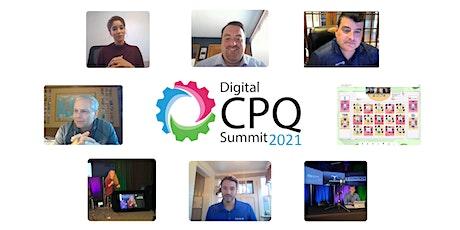 Digital CPQ Summit 2021 tickets