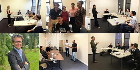 Full day Public Speaking Class -  Max 5p, Lunch included tickets