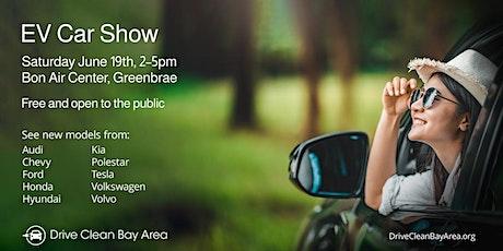 EV Car Show tickets