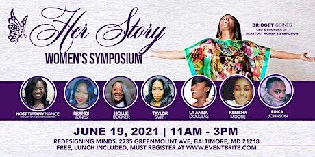 HerStory Women's Symposium tickets