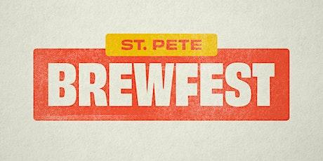 St.Pete Brewfest tickets