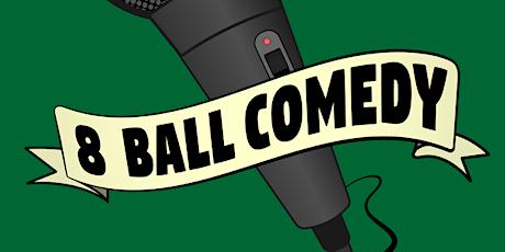 8-Ball Comedy Presented by Zach Petrovich tickets