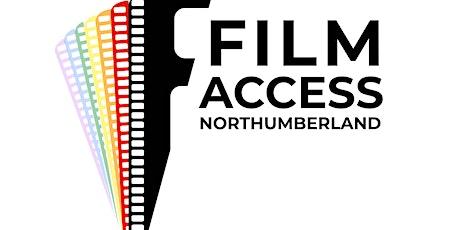 Film Access Northumberland's Eye2Eye International Film Festival Launch tickets
