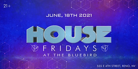 House Friday Ft. God Given, Cris Kiser, more TBA tickets