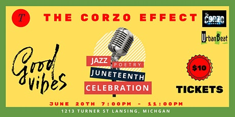 Juneteenth Celebration / Jazz and Poetry Night tickets