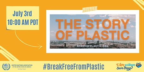 The Story of Plastic | Screening and Moderated Discussion tickets