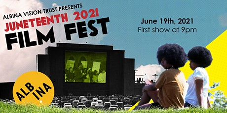 Juneteenth Film Fest - 2 showings tickets