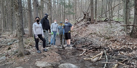 June 17 Volunteer Trail Day at HTF tickets