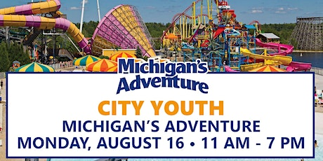 Michigan's Adventure - Youth Event tickets