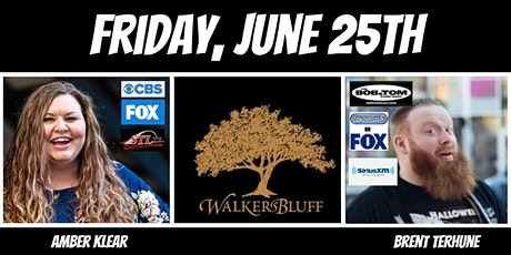 Live Stand Up Comedy at Walker's Bluff with Brent Terhune tickets