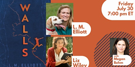L. M. Elliott and Liz Wiley discuss WALLS, new YA historical fiction tickets