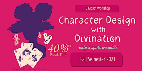 Character Design Using Divination as a Brainstorming Tool | diopsydity tickets