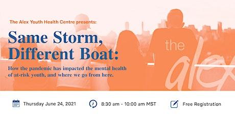 Same Storm, Different Boat: Webinar tickets