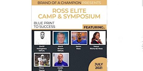 Ross Elite Camp & Symposium tickets