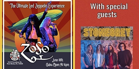 ZOSO  at Gill Dawg- The ULTIMATE Led Zeppelin Experience tickets