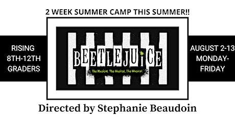 Musical Theatre Summer Camp tickets