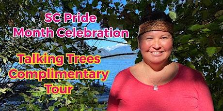 Talking Trees Tour - Sunshine Coast Pride Month Event & Celebration tickets