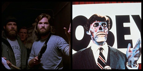 THE THING (11a) & THEY LIVE (2p) @ The Million Dollar Theater tickets