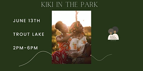 KIKI IN THE PARK: a BWCV event hosted by Charla Lauriston tickets