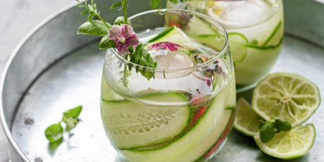 Herbal Cocktail Class tickets
