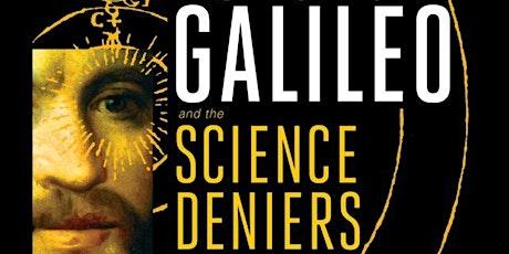 Mario Livio: Galileo and the Science Deniers tickets