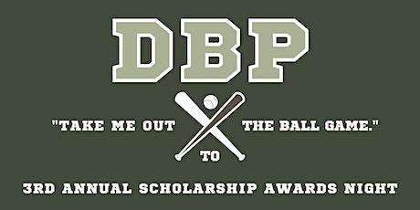 3rd Annual Scholarship Awards Night tickets