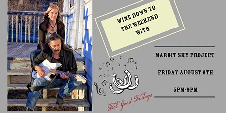 Field Blend Fridays with Margit Sky Project tickets
