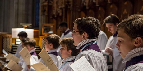 Grace Cathedral  Choral Evensong tickets