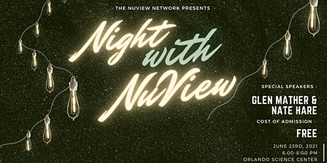 A Night With NuView tickets
