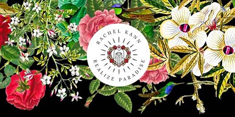 Realize Paradise: Shabbat Soul Journey ~ July / Tamuz~ free (of course!) tickets