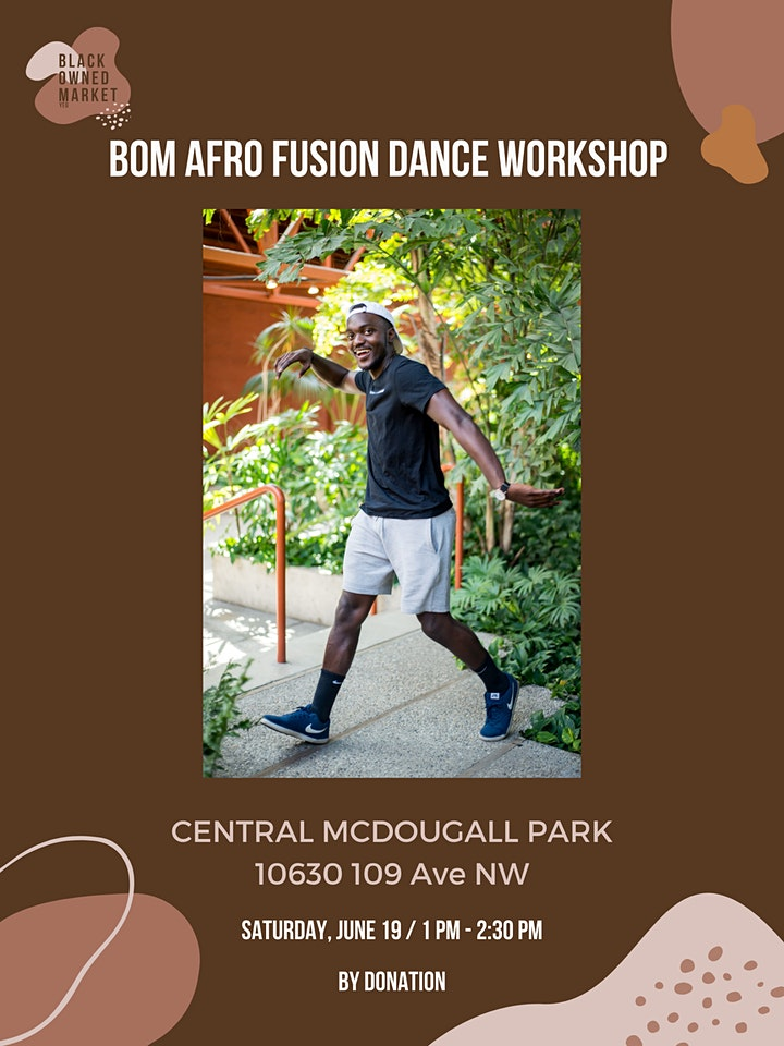 Black Owned Market Dance and Coffee Cultural Experience image