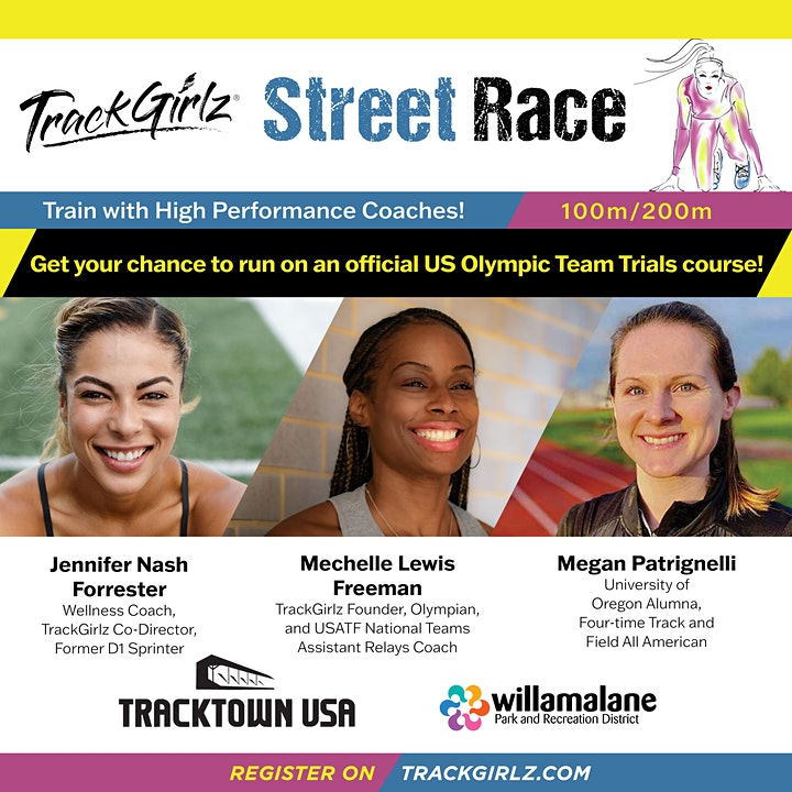 TrackGirlz Street Race image