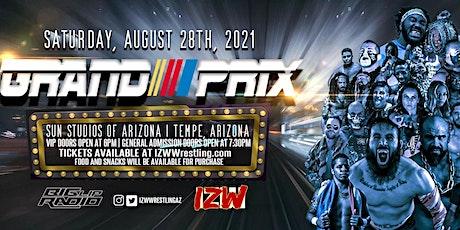 IZW GRAND PRIX presented by Big Lip Radio tickets