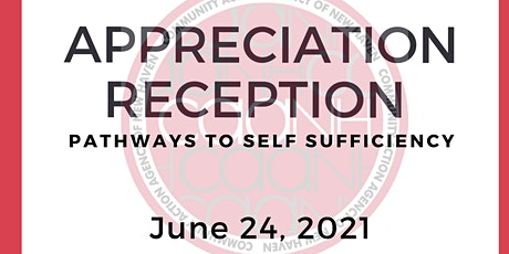CAANH'S APPRECIATION  RECEPTION tickets