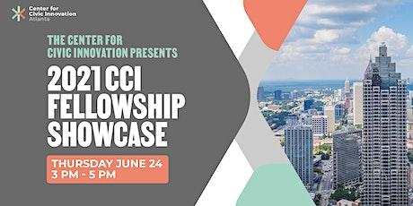 2021 CCI Fellowship Showcase tickets