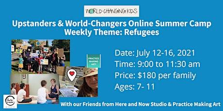 World-Changing Kids Summer Camp: Refugees tickets