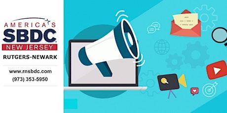 Fundamentals of Digital Marketing Webinar / RNSBDC tickets