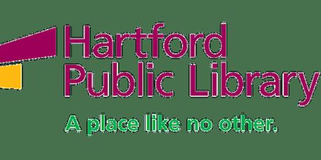 Hartford Public Library Strategic Planning Town Hall tickets