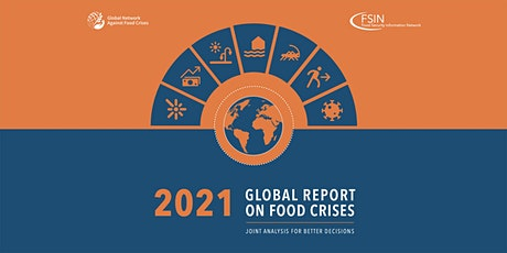 Global Report on Food Crises 2021 tickets